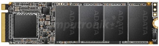 Adata SX6000 Pro M.2 NVMe PCIe 256GB