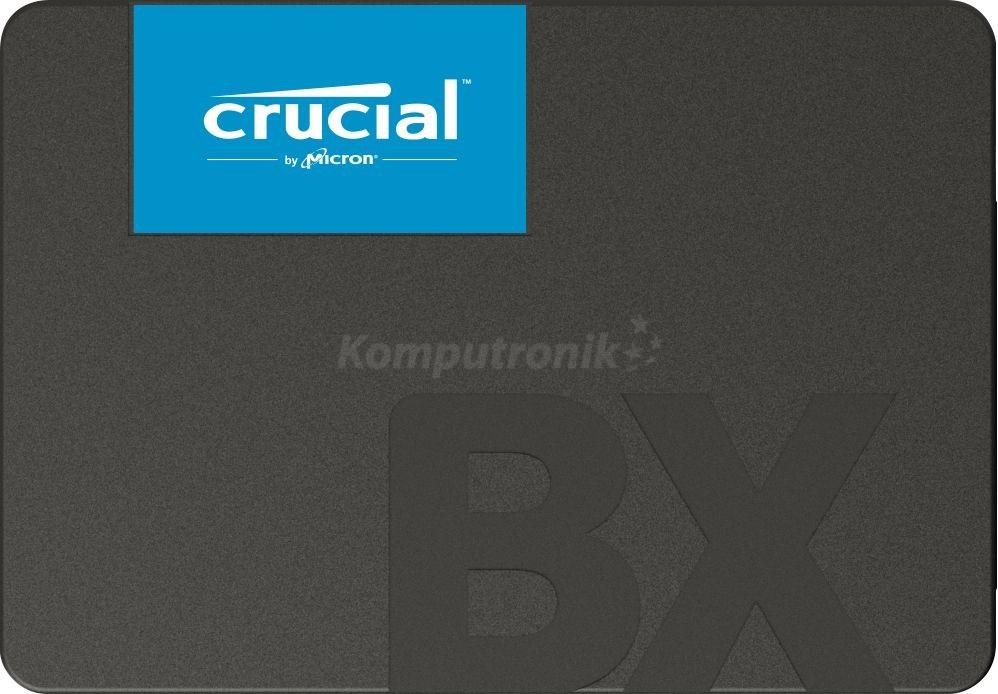 Crucial BX500 480GB