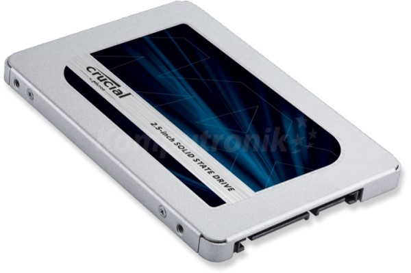 Жорсткій диск Crucial MX500 500GB