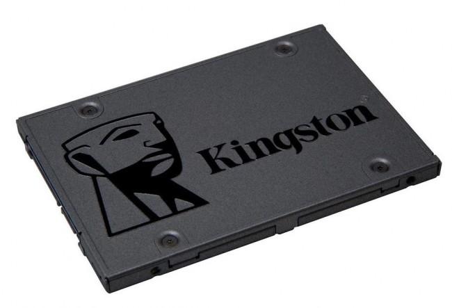 Жесткие диск Kingston SSD A400 480GB