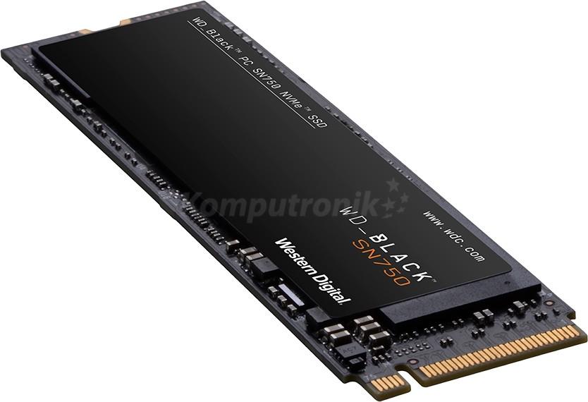 WD Black SN750 M.2 PCIe NVMe 1TB