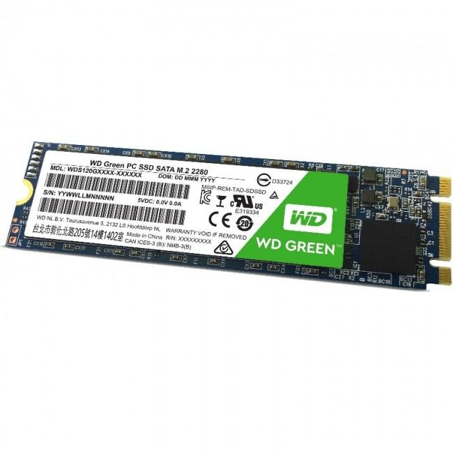 WD Green 3D NAND SSD M.2 240GB