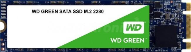 WD Green 3D NAND SSD M.2 480GB
