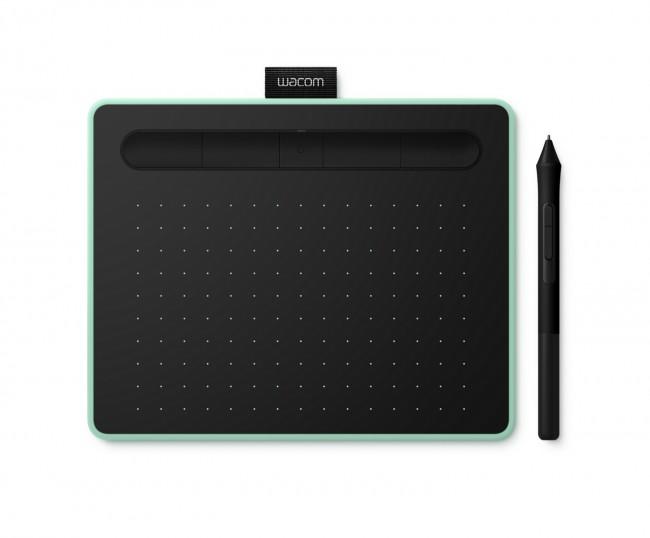 Wacom Intuos S Bluetooth Pistacjowy