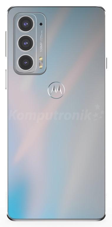 Motorola Edge 20 8/128GB white Perla