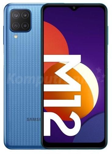 Samsung Galaxy M12 64GB Dual SIM blue (M127)