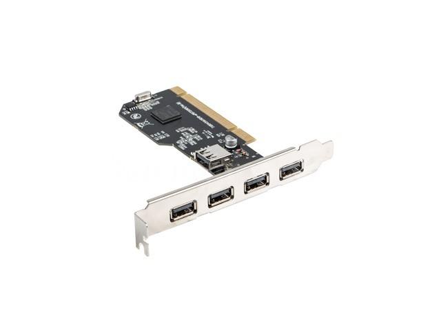 Lanberg PCI 5x USB 2.0