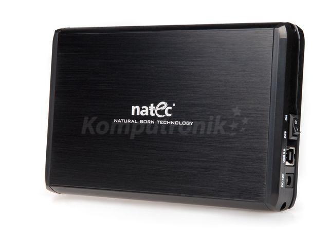Natec Rhino black