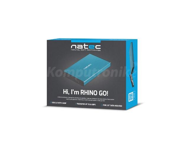 Natec Rhino Go blue