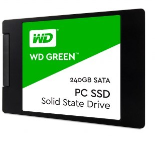 Жорсткій диск WD Green 3D NAND SSD 240GB