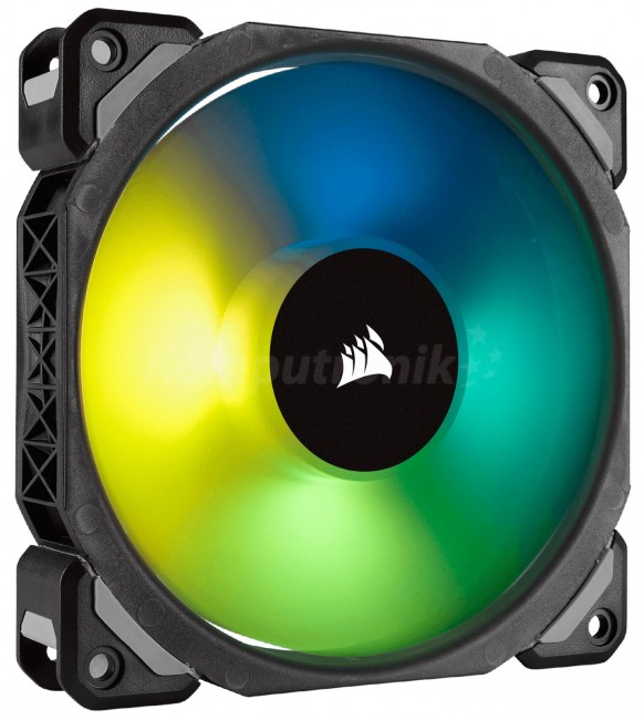 Corsair ML RGB 120 Single High Static Pressure 4 pin CO-9050075-WW