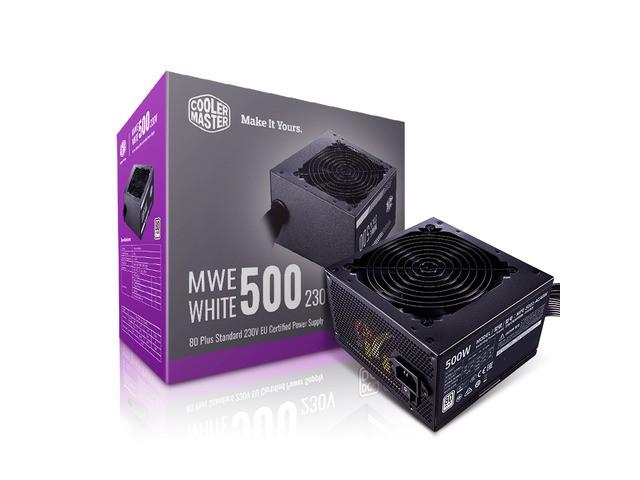 Cooler Master MWE White 500W V2 80+