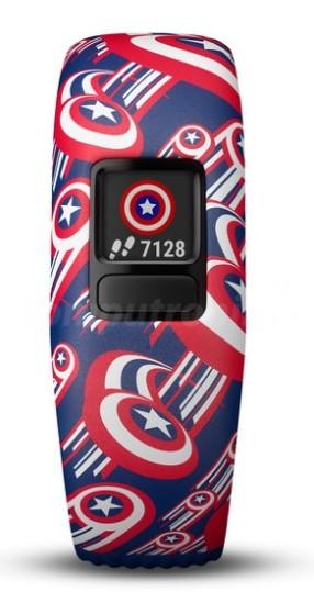 Garmin Vivofit Junior 2 Marvel Captain America