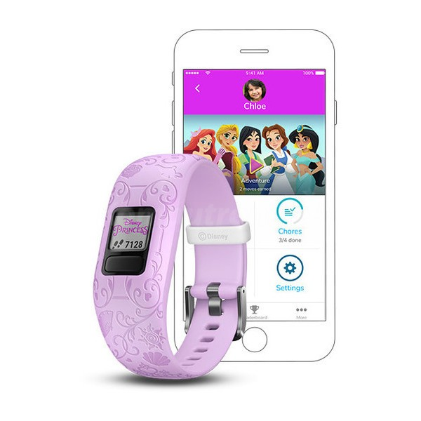 Garmin Vivofit Junior 2 Disney Princess Icons