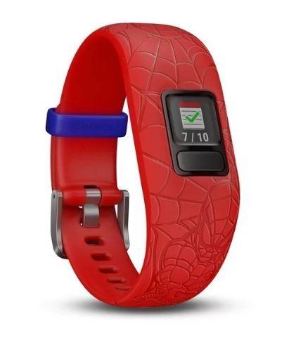 Garmin Vivofit Junior 2 Marvel Spider-Man red