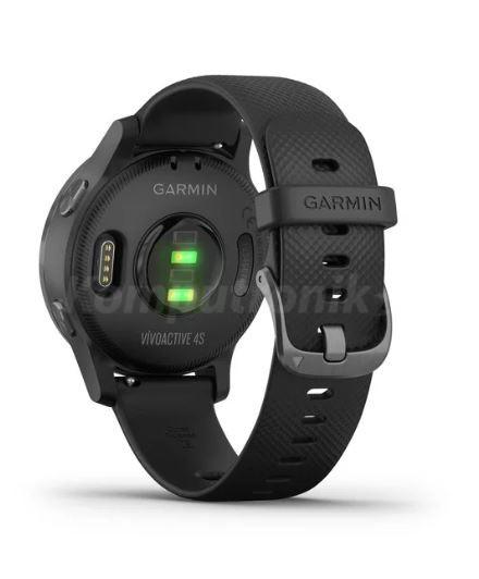 Garmin Vivoactive 4S black, ash clasp
