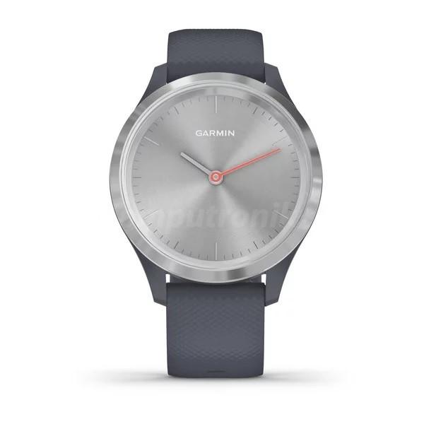 Garmin Vivomove 3S silver-blue