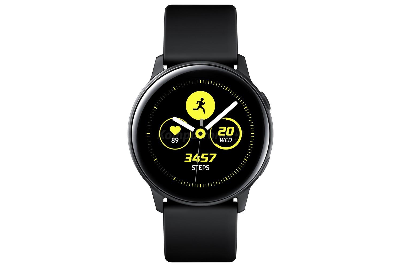 Samsung Galaxy Watch Active Black (R500)