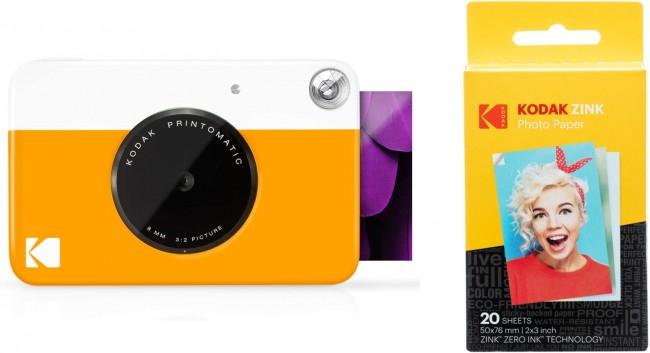 kodak-printomatic---upakovka-vkladishey-na-20-fotografiy---yellow