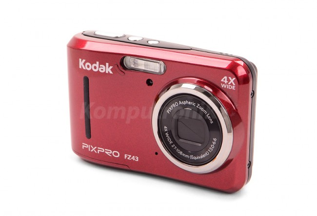 kodak-fz43-red