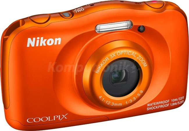 nikon-coolpix-w150-orange